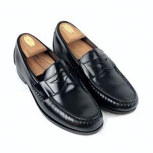 Allen Edmonds Cavanaugh Penny Loafer Black 9D